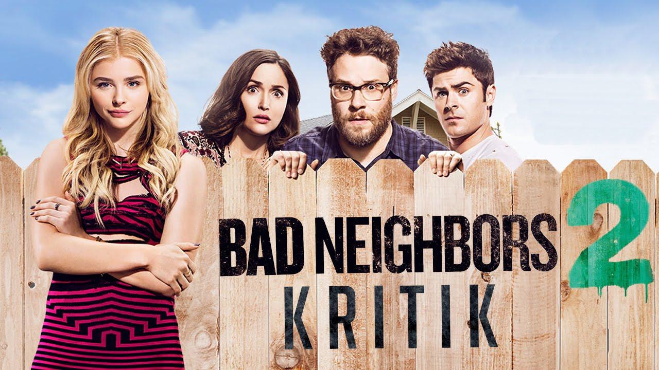 Bad Neighbors 2 Kritik