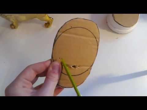 Webkinz DIY- Making a Hat for Cicatrix