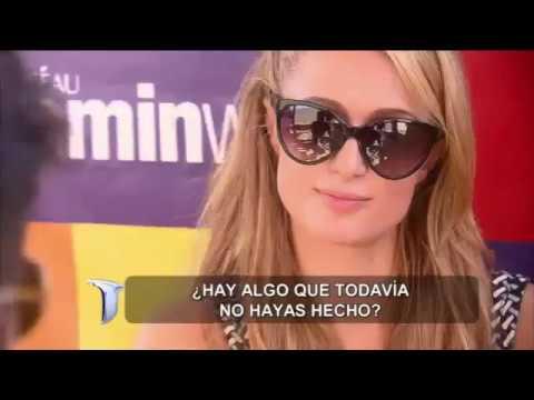 Paris Hilton, una millonaria suelta en Punta del este