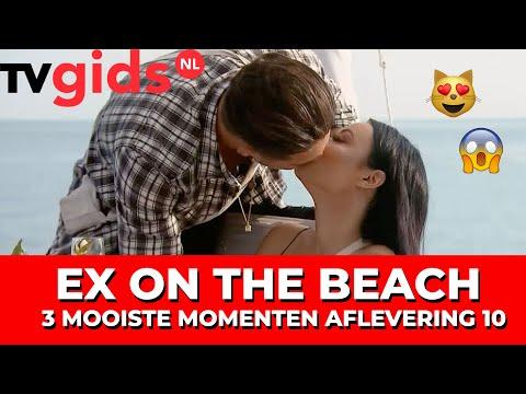 Ex on the Beach - Afl. 10: Elias en Yasmine leggen het bij, nieuwe ex voor Roy & date Lisa en Wayne