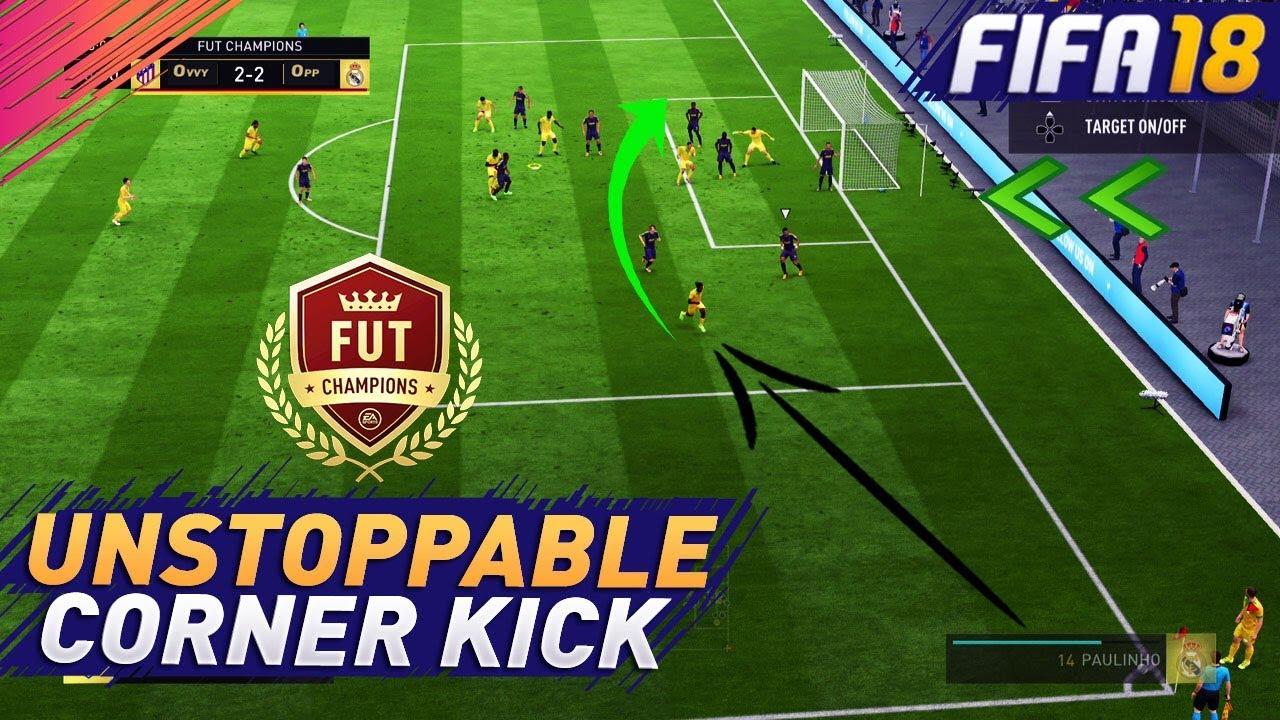 Fifa soccer rules corner kick sanogo futhead fifa 2018