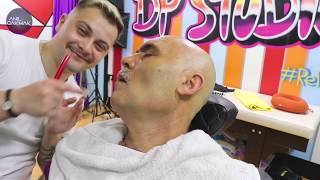 ASMR | HEAD SHAVE + BEARD SHAVE ASMR SOUNDS | HE LOOKS YOUNGER
