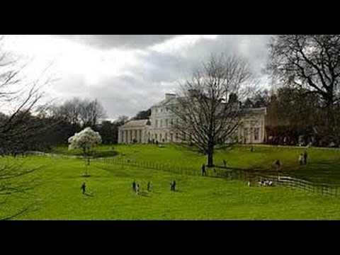 Hampstead Heath Park in London