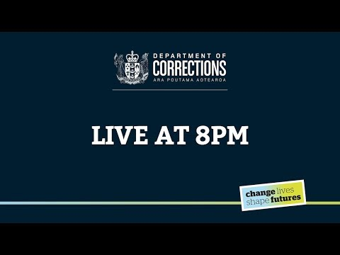 Corrections Live Q&A