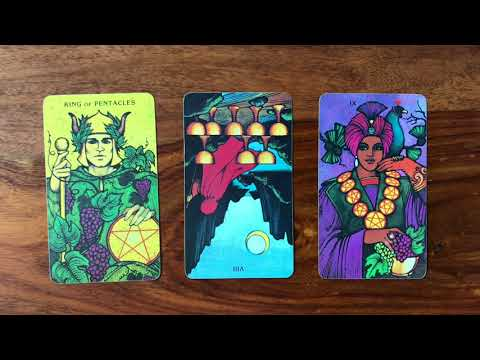 Daily Tarot Reading for 14 August 2017 | Gregory Scott Tarot