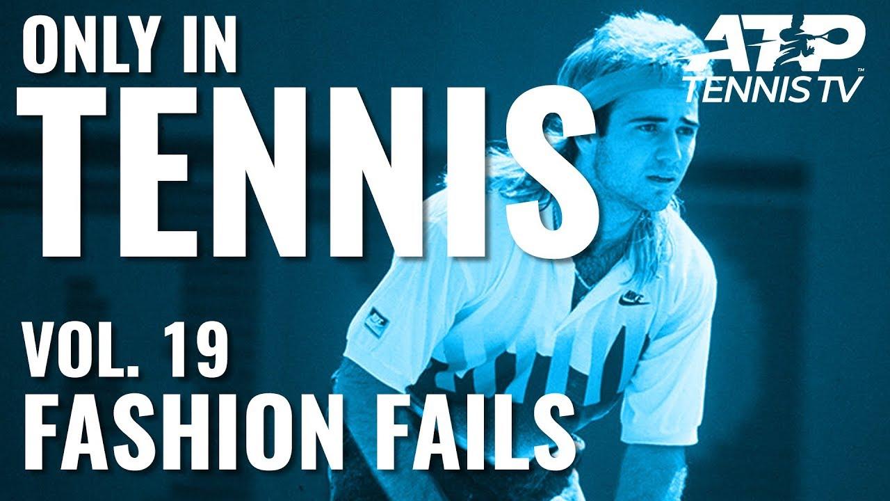Funny Tennis Fashion Fails