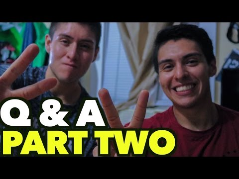 Q&A PT2: Love & Hate YouTube, Drake, Michael Scott, Pop Tarts