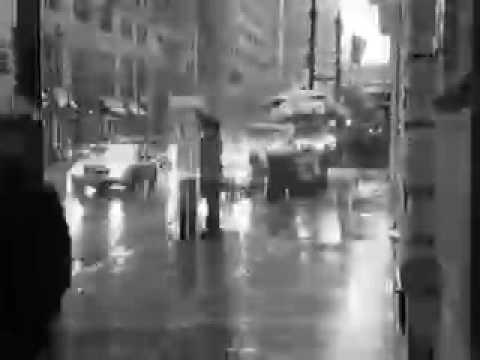 Jon Par's RAIN SOAKED SIDEWALK Film# 794