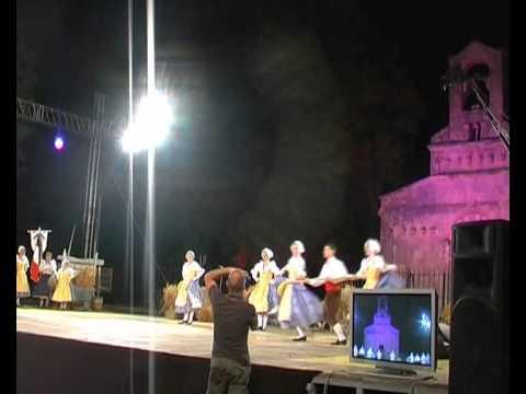 danse folklorique nicoise, haut pays