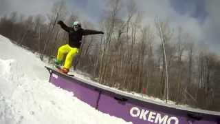 Mike Volpe At Okemo 2012