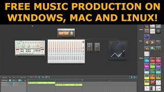 Download lagu Free Music Production Tool For Windows / Mac / Linux - audiotool.com