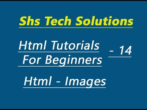 Html Images Tutorial | Html Basic Tags | Img Tag And Attributes | Html Tutorial For Beginners - 14