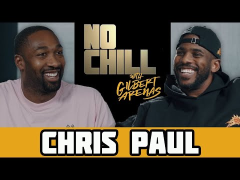 """""""Show Me Somebody OK With Losing & I'll Show You A Loser""""   Chris Paul Sits Down With Gilbert Arenas"""