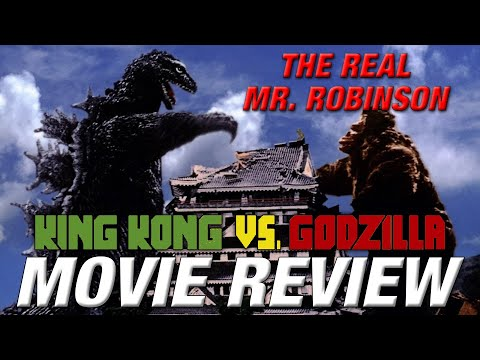 KING KONG VS. GODZILLA (キングコング 対 ゴジラ) (1962) Retro Movie Review
