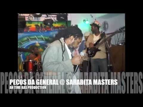 Pecos Da General live @ Sarabita Masters with Sammy Dread