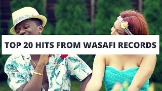 Top 20 Hits From Wasafi Records 2017