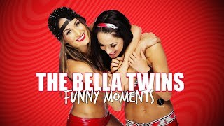 The Bella Twins - Funny Moments (Part 3)