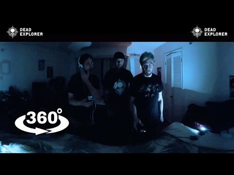 360° Video: Scary 360° Ghost Hunting Video!