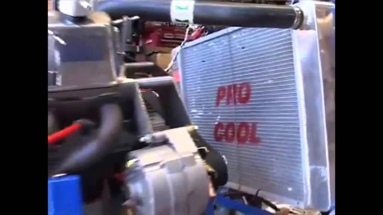 355 Holden Crate Motor Speedmaster™ video by Sydney Speed Supplies