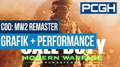 Ist ein Remastered wirklich sinnvoll?   Call of Duty: Modern Warfare 2 Remastered   Grafik