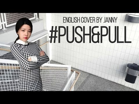 KARD - Push & Pull | English Cover by JANNY