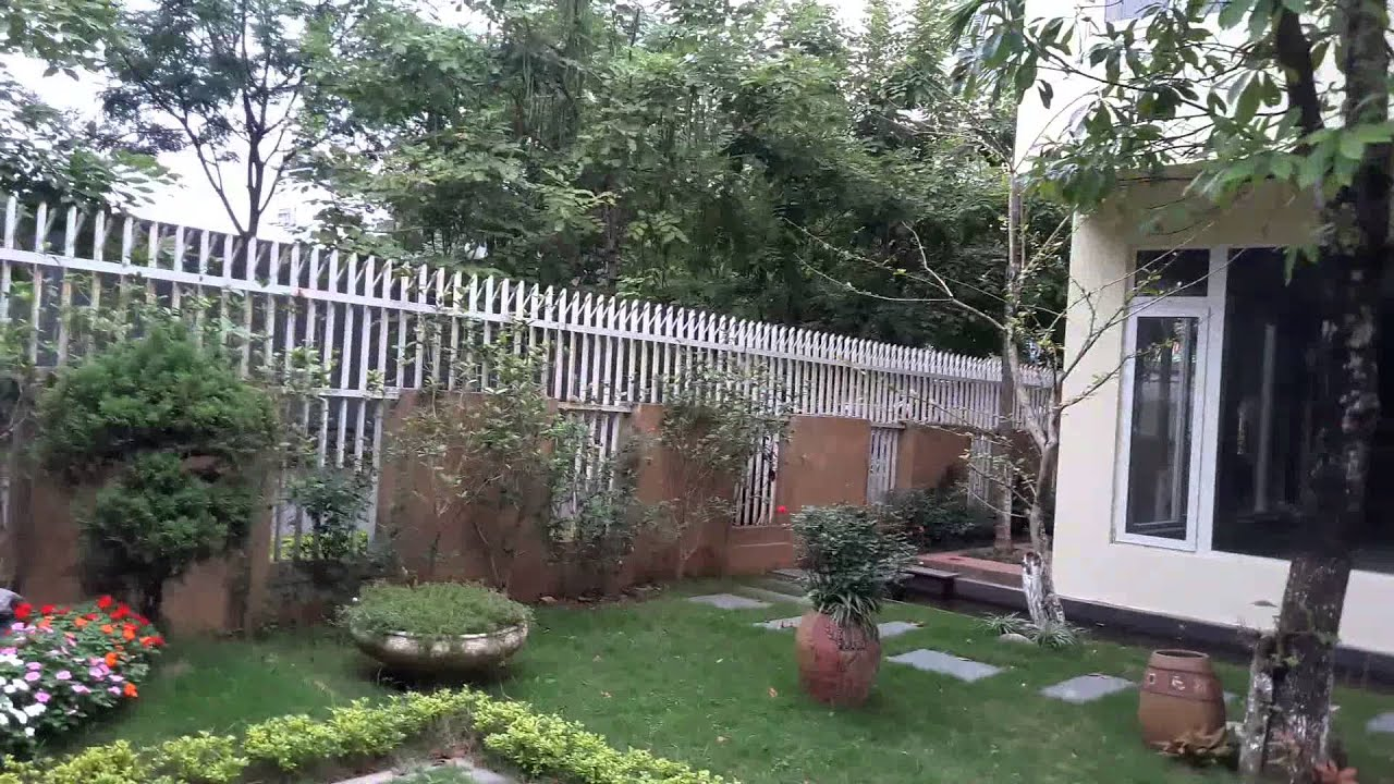Bán biệt thự vườn lô góc – palm garden – đô thị việt hưng