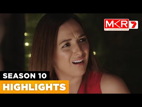 Manu Questions Bianca's Picky Eating Habits | MKR Season 10 Episode 16