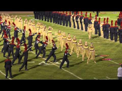Woodland High School Band Cartersville Ga Youtube