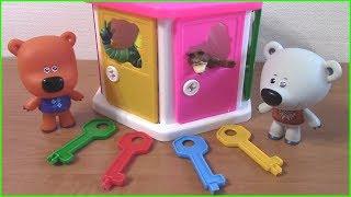 видео Цветные двери