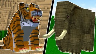 OVER 50 NEW MINECRAFT ANIMALS!!