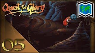 🗺️ Quest For Glory I VGA #5: Shhhh! Kobold Sleeping!