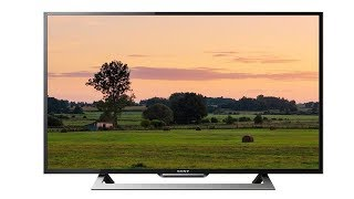 Sony 101.6 cm (40 inches) Bravia KLV-40W562D Full HD LED Smart TV