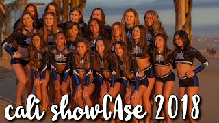 California Allstars Classics ShowCAse 2018