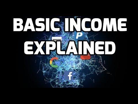 Basic Income Explained