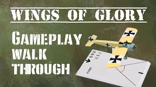 Ares Games: How to Play Wings of Glory WW1