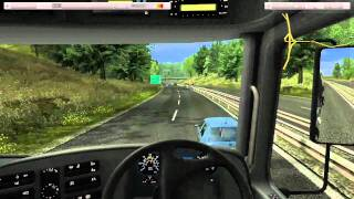 UK Truck Simulator PC Gameplay HD