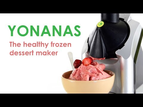 Yonanas - The Healthy Frozen Dessert Maker