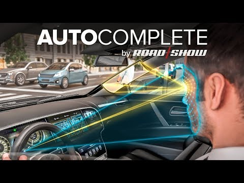 AutoComplete: Continental is trying to turn your car's big A-pillars see-through