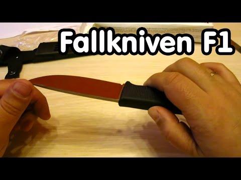 Копия ножа Fallkniven F1 - обзор посылки с Aliexpress