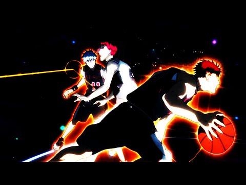 「AMV」Kuroko No Basket 3 - Seirin Vs Rakuzan -FINAL-
