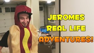 Week In The Life of Jerome: IM A WEINER (Hot Dog)  #1