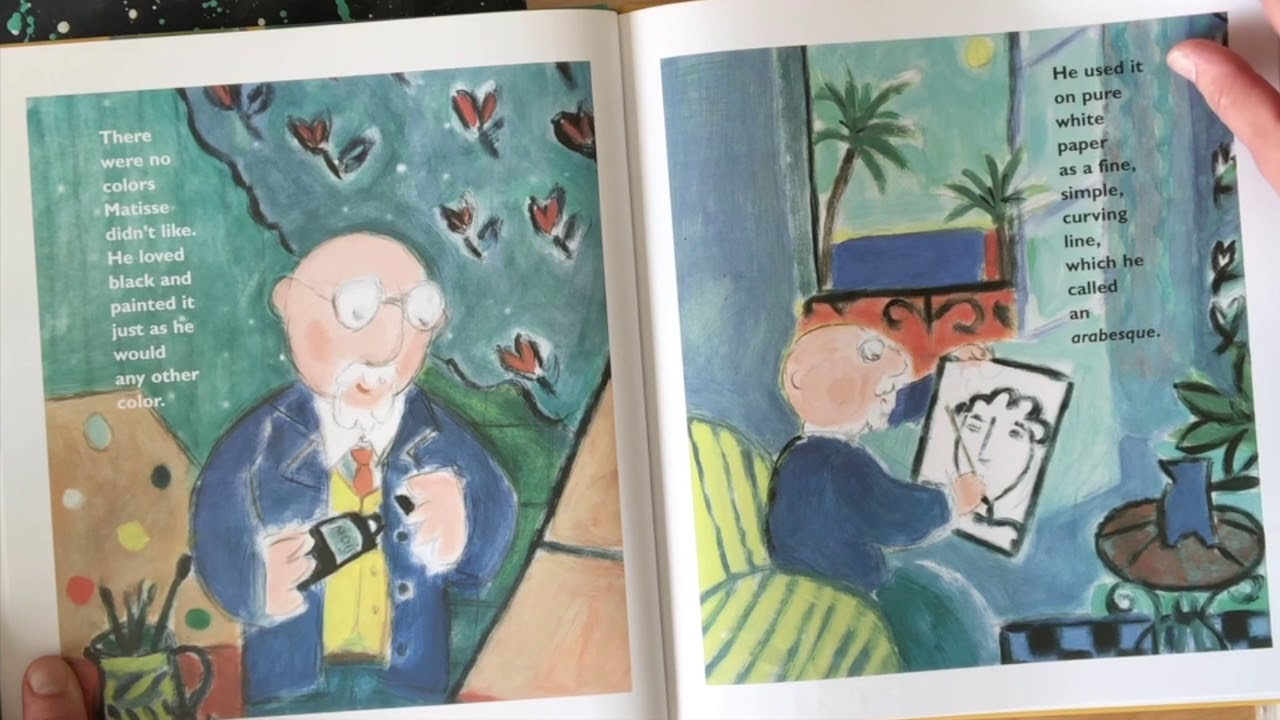 Matisse's Paper Cut-outs