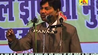 Tahir Faraz- GORAKHPUR-ALL INDIA MUSHAIRA WA KAVI SAMELLAN 2014
