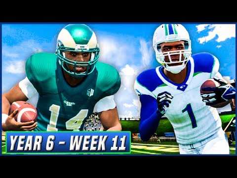 NCAA Football 14 Dynasty Year 6 - Week 11 @ Colorado State | Ep.100