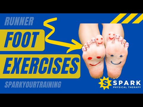 Dance Foot Strengthening Exercises [Actionable] Hamden CT: SPARK Physical Therapy (2019)
