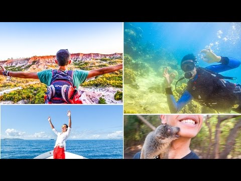My trip to Madagascar - Nosy Be  / Majunga  2016