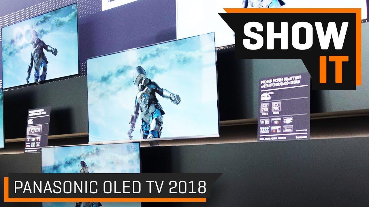 336c47d8c Panasonic televízory pre rok 2018 - Super kvalita OLED 4K HDR - YouTube