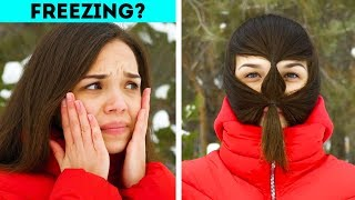 27 GENIUS HACKS FOR WINTER