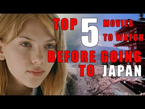 Top 5 Movies To Watch Before Visiting Japan | Japan How To