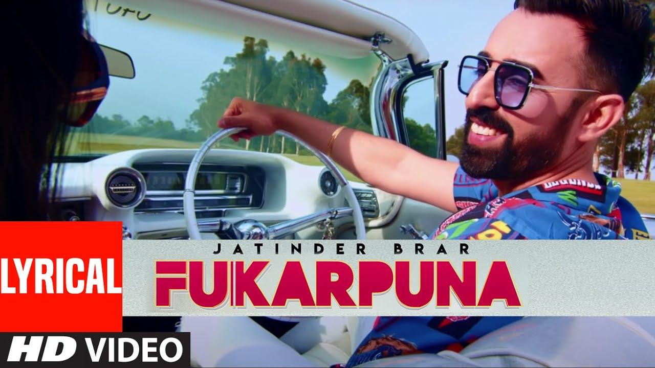 Fukarpuna (Full Lyrical Song) Jatinder Brar | The Kidd | Meet | Latest Punjabi Songs 2020